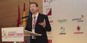 Estanislao Folgado, ABB, en el II Congreso Smart Grids