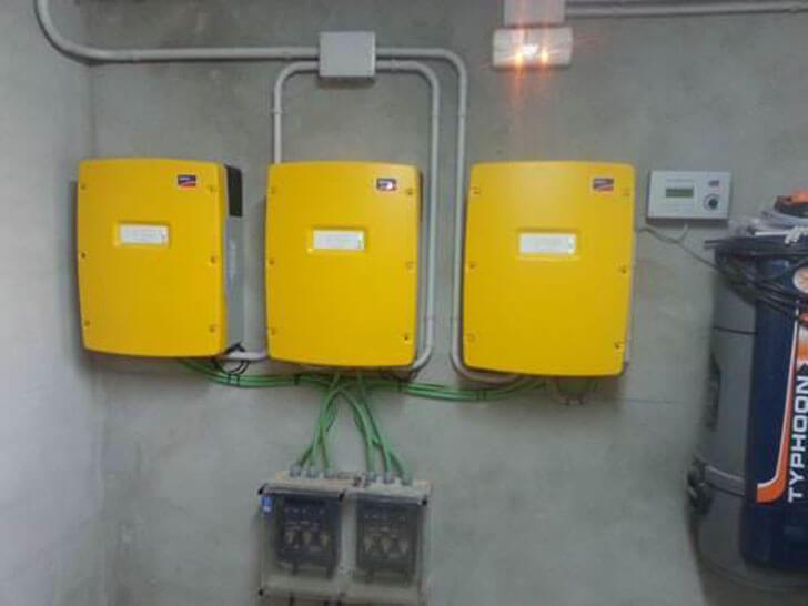 SMA energía fotovoltaica