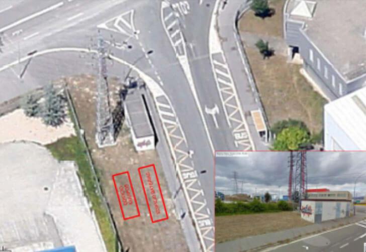 Figura 7. Lugar de implantación del proyecto SAGER.