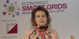 Blanca Losada, FUTURED, en el II Congreso Smart Grids