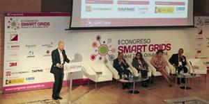 Inauguración del II Congreso Smart Grids