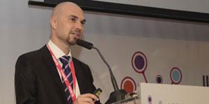 Xavier Robe, DigSILENT Ibérica, en el II Congreso Smart Grids