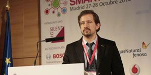 Daniel Hidalgo, Centro Nacional del Hidrógeno, II Congreso Smart Grids