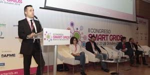 David Rivas, CENER, en el II Congreso Smart Grids