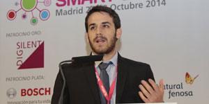 Eduardo Prieto, CITCEA-UPC, en el II Congreso Smart Grids