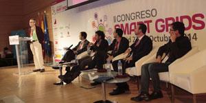 Felipe Álvarez-Cuevas, Enel, en el II Congreso Smart Grids