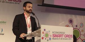 Gregorio López, UC3M, en el II Congreso Smart Grids