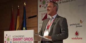 Joaquin Chacon, Jofemar, en el II Congreso Smart Grids