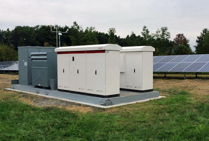 Inversor fotovoltaico de Ingeteam