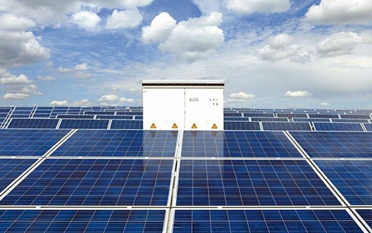 Regulación fotovoltaica