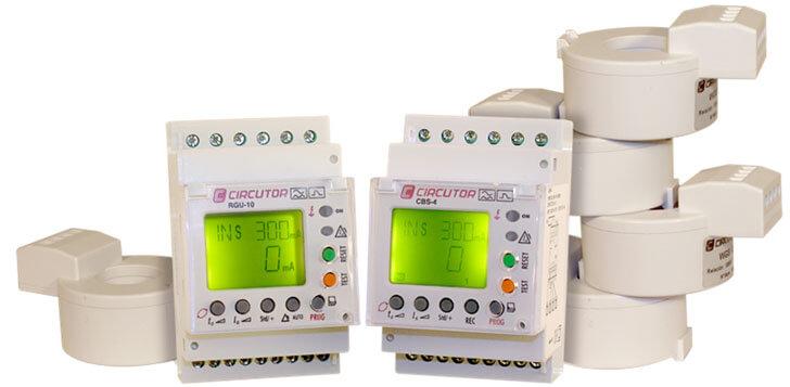 Diferenciales con comunicaciones ultrainmunizados RGU-10 & CBS-4.