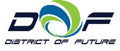 Logotipo Distric of Future (DOF).
