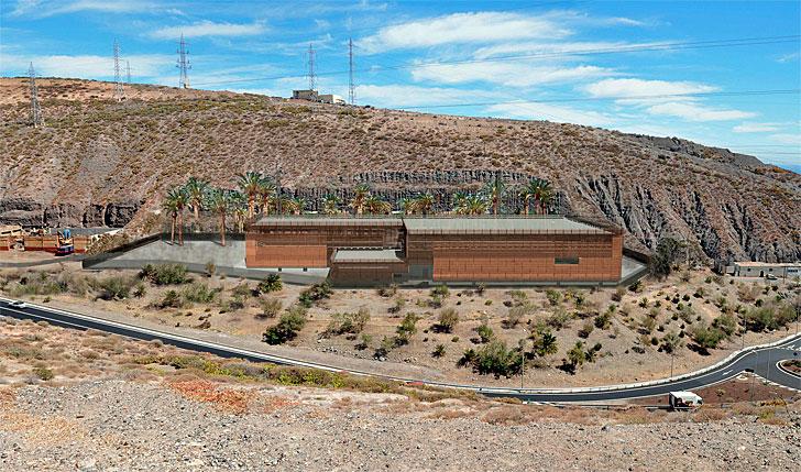 Subestación eléctrica El Sabinal
