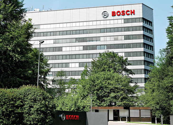 Sede de Grupo Bosch