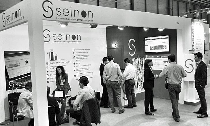 Stand de Seinon en GENERA