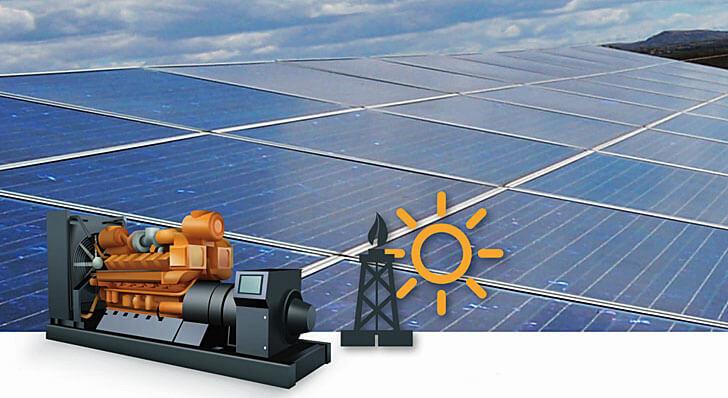 Diésel fotovoltaica