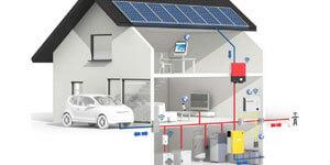 PV-KWK, energía solar, cogeneración y bombas de calor