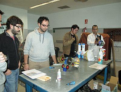 Laboratorio de Cogeneración