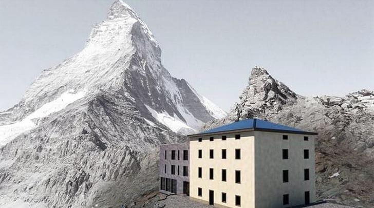 Refugio suizo Matterhorn