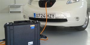 Walkiria, sistema de gestión integral de carga de vehículos eléctricos