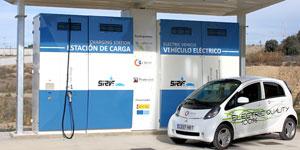 SIRVE, Sistema Integrado para la Recarga de Vehículos Eléctricos