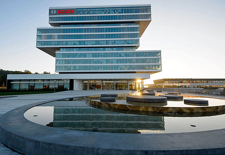 Centro de investigación de Bosch en Renningen