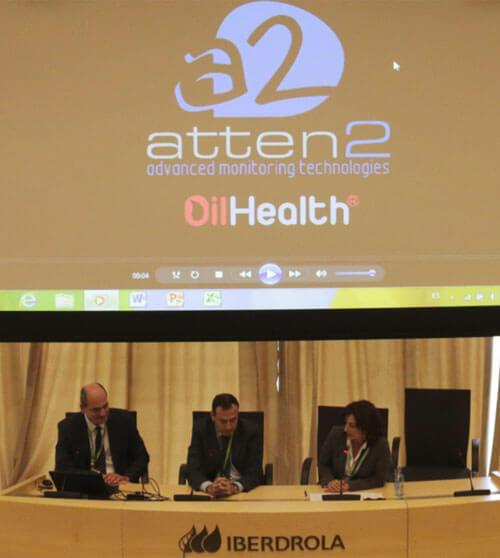 Presentación del acuerdo entre Iberdrola y CDTI.