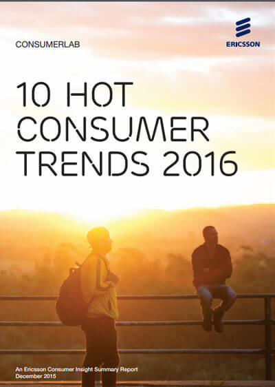 Reporte anual de tendencias para 2016.