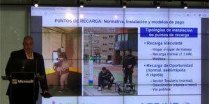 Arturo Pérez de Lucía, AEDIVE, en el V Workshop Smart Grids