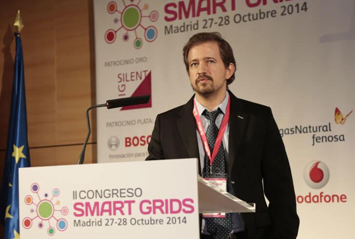 Daniel Hidalgo, Centro Nacional de Hidrógeno