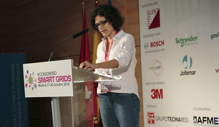 Noelia Uribe, CEDER-CIEMAT
