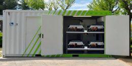 Microrred de Baterías de Vehículos Eléctricos en Proyecto Sunbatt