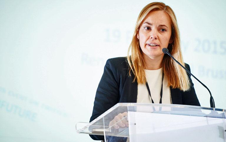 Carmen Gimeno, Secretaria General GEODE