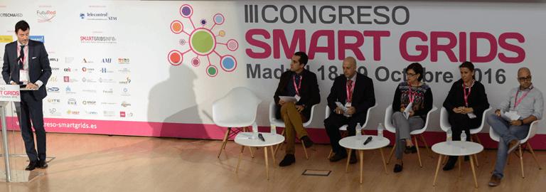 Cuarto Bloque de Ponencias del III Congreso Smart Grids.