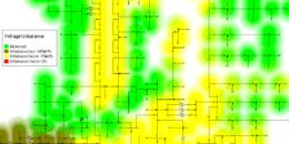 Nuevos algoritmos inteligentes para redes de distribución desequilibradas