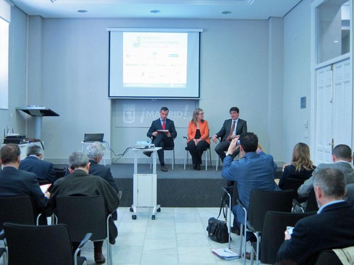 Presentación del I Congreso Ciudades Inteligentes
