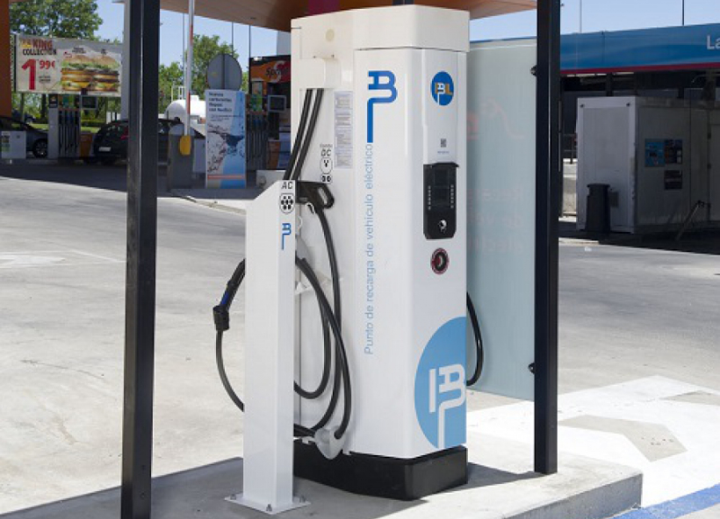 40 punto de carga rápida para vehículos eléctricos ubicados en los corredores ibérico, están contemplados en el proyecto CIRVE.