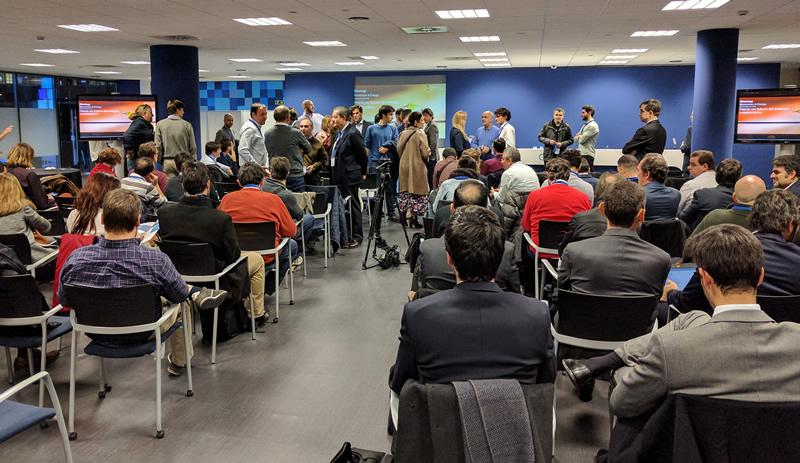 Meetup sobre Energía y Blockchain 20 de diciembre 2016 en Madrid