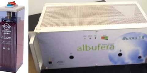 Sistemas híbridos de almacenamiento energético con baterías: aluminio-aire y litio-ión