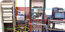"""Control coordinado de tensión en redes inteligentes: Desarrollo e implementación """"Hardware in-the-loop"""""""