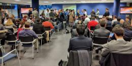 Blockchain y Energía en Meetup de Ethereum y Endesa celebrado en Madrid