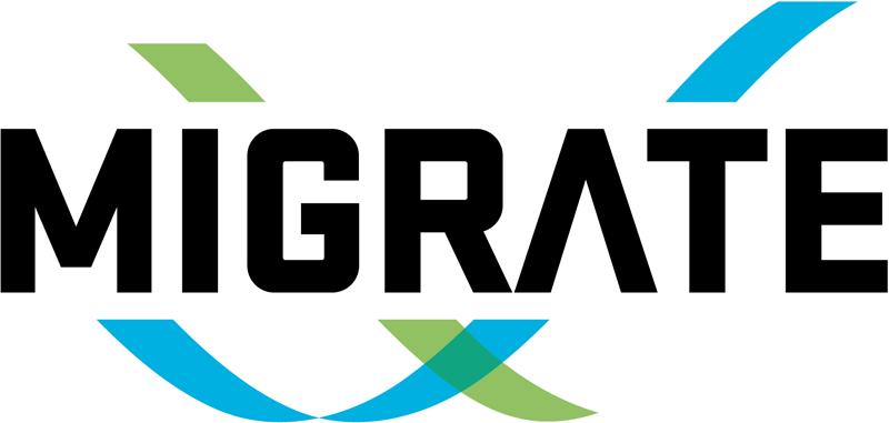 Logo del proyecto Migrate