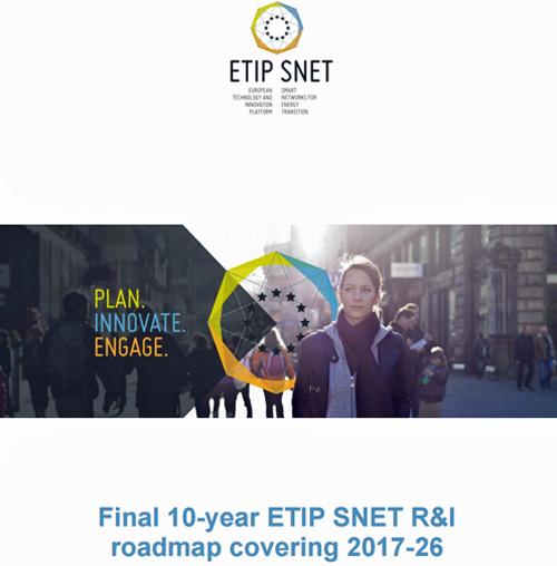 Hoja de ruta, ETIP-SNET