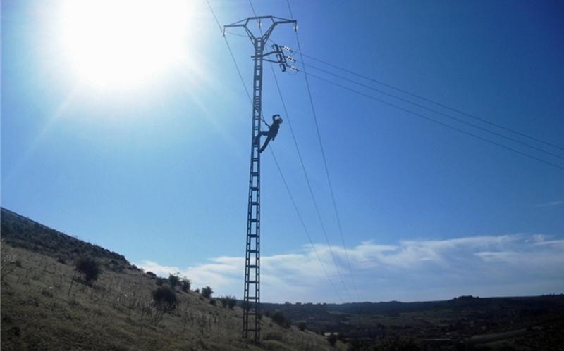Líneas eléctricas de Iberdrola