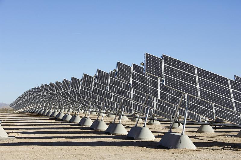 Parque solar fotovoltaico. Iberoamérica.