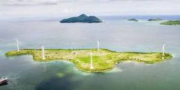 Proyectos de redes eléctricas con energías renovables en África y Pacífico