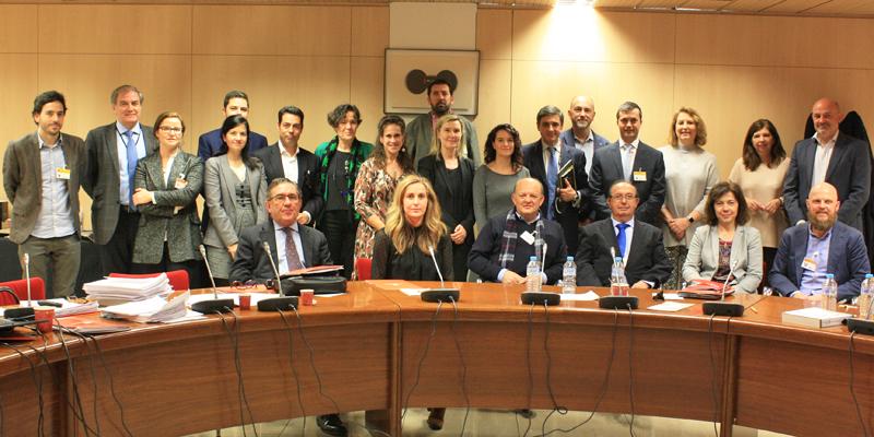 Componentes del Comité Técnico del III Congreso Ciudades Inteligentes.