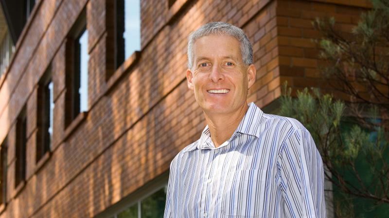 El profesorAndrew Blakers de la Universidad Nacional Australiana.