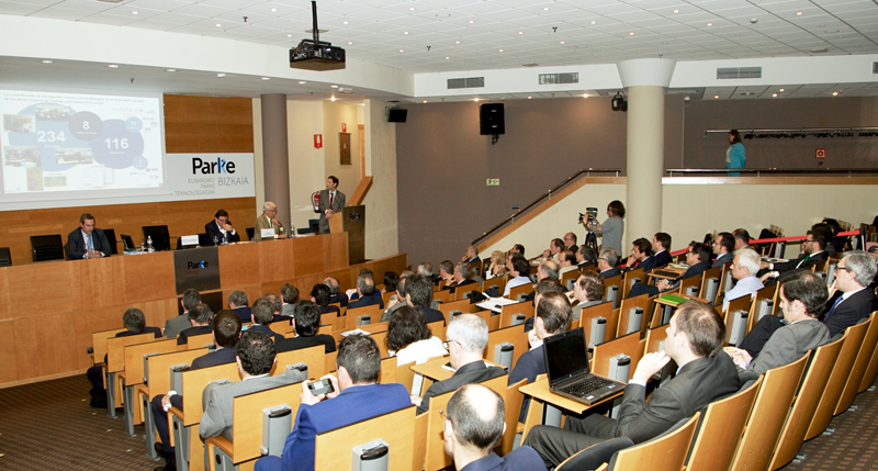 Asamblea 2016 del Cluster Energía de País Vasco