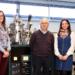 La UMA crea dispositivos Nanoestructurados para convertir el Sol en la Energía del Futuro
